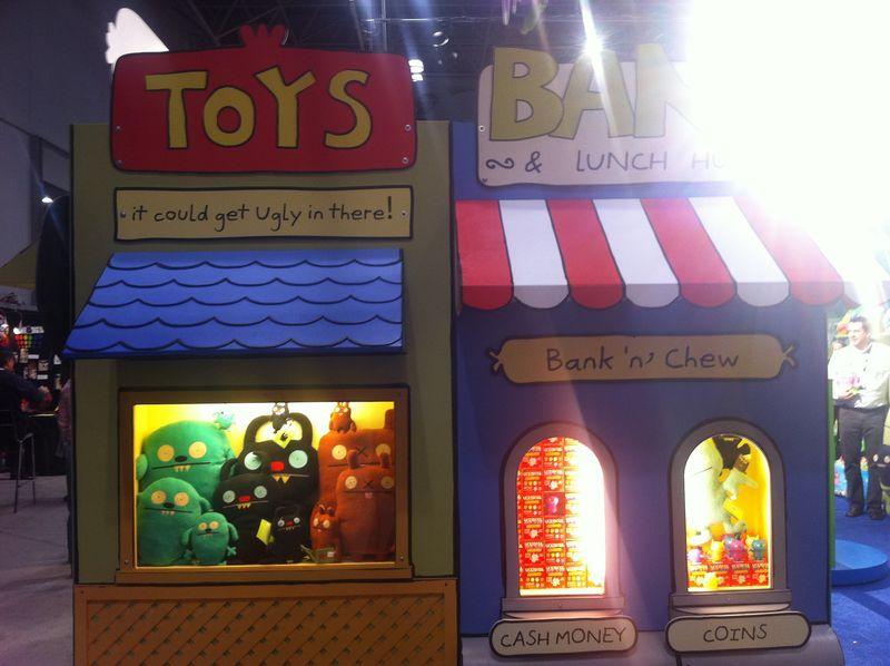 Ugly dolls toyfair