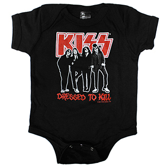 KISS Dressed to kill