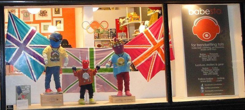 Olympic window