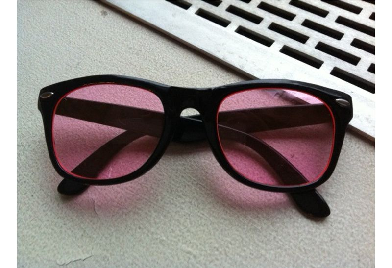Pink glasses1